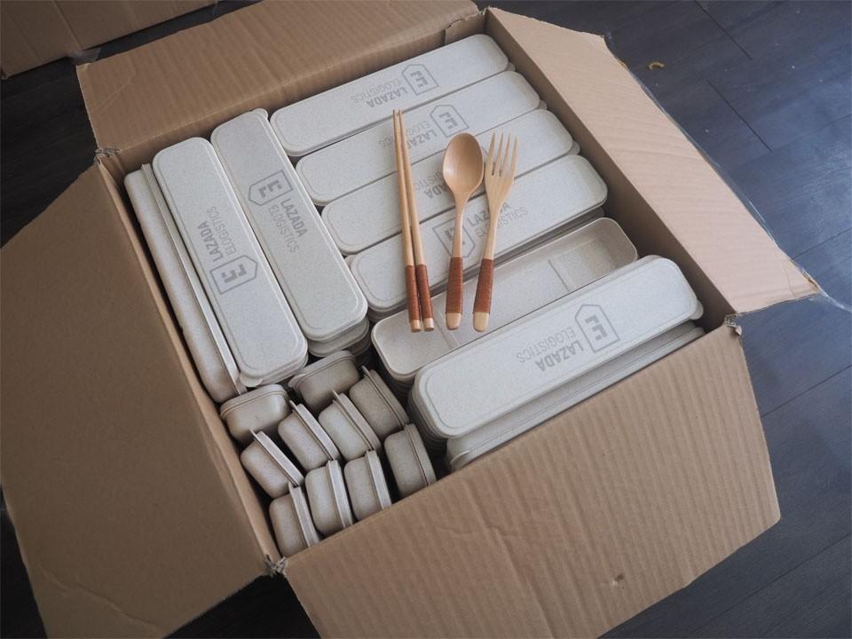 Muỗng nĩa gỗ 6