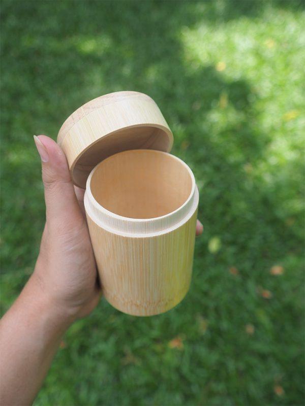 3 Hộp đựng Trà Bằng Gỗ 1- hũ đựng trà