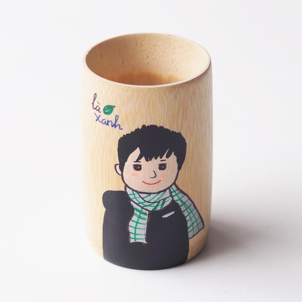 Ly Tre Cốc Tre - vẽ chibi cute đơn giản dễ thương
