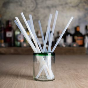 Biodegradable Straws From Corn Flour