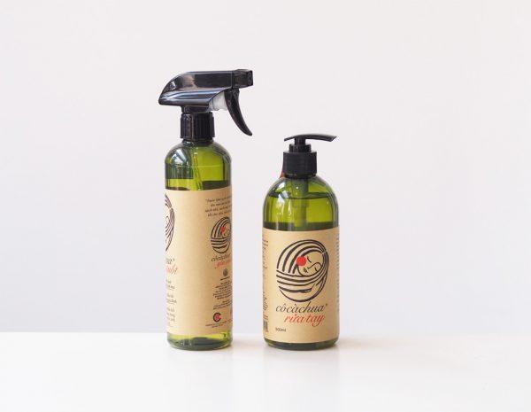 nước rửa tay khô diệt khuẩn 6