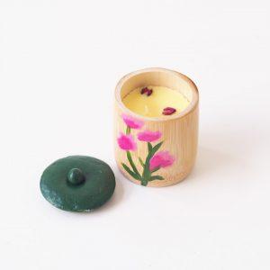 Nến thơm tinh dầu Handmade – Nến thơm thư giản từ thiên nhiên