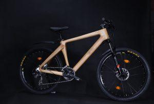 Xe đạp Bằng Tre 3