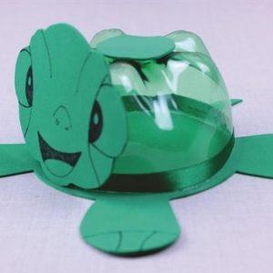 Cách Tái Chế Chai Nhựa Thành Đồ Chơi Đơn Giản Siêu Dể lam·