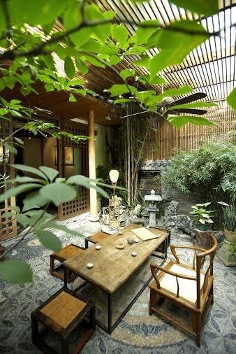 Tieu Canh Phong Khach Dep